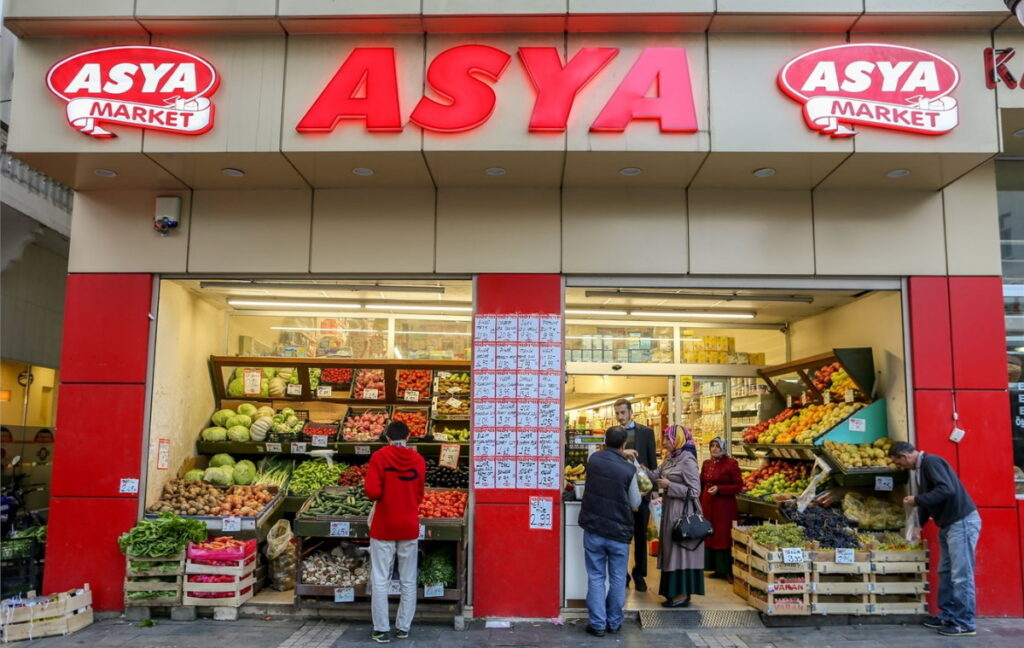 Asya Market Şube 1