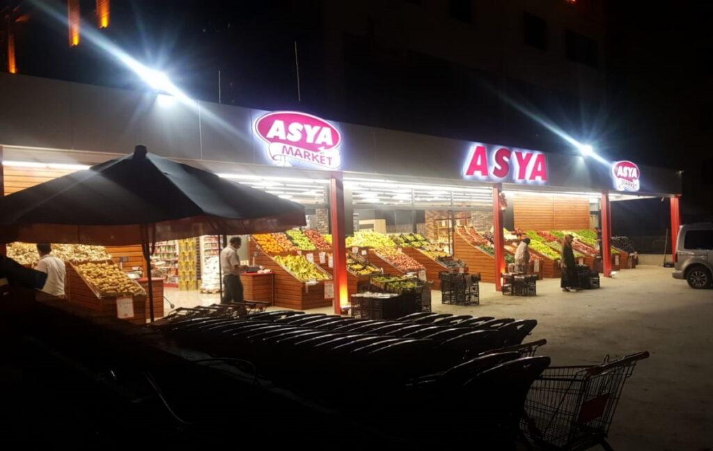 Asya Market Şube 10