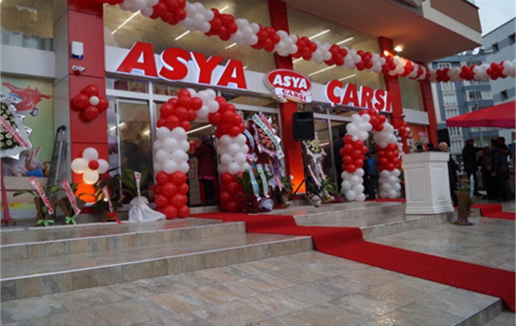 Asya Market Şube 2