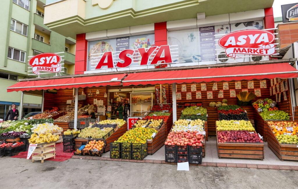 Asya Market Şube 3