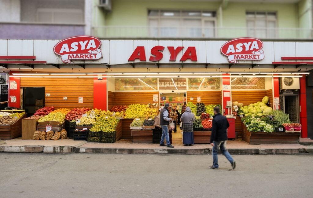 Asya Market Şube 4