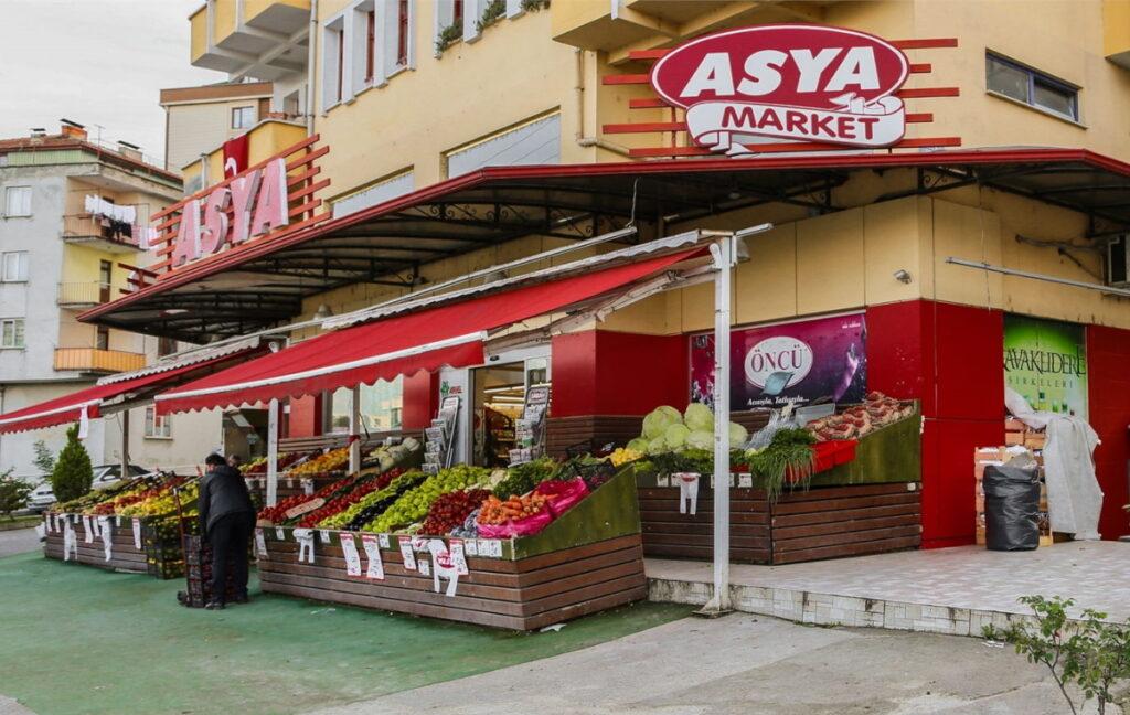 Asya Market Şube 5