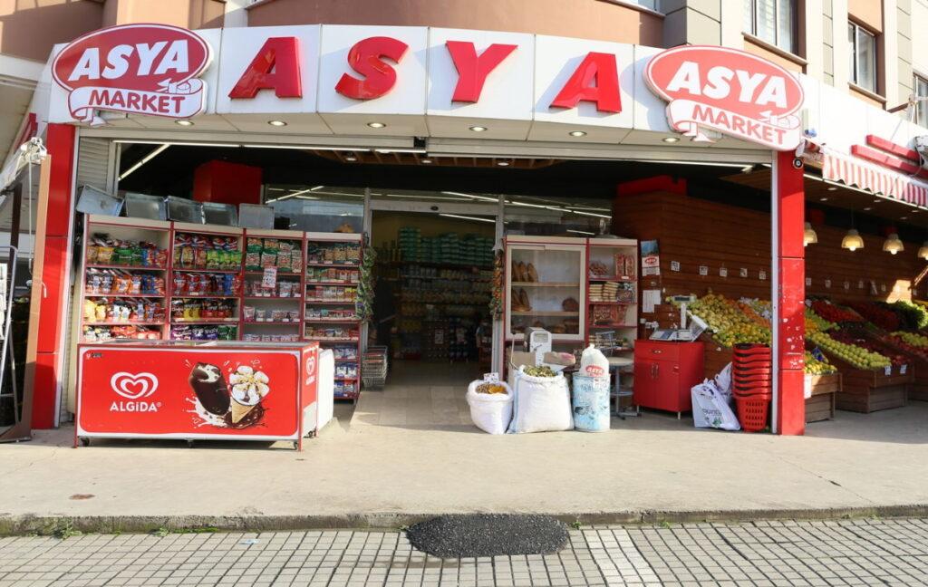 Asya Market Şube 6