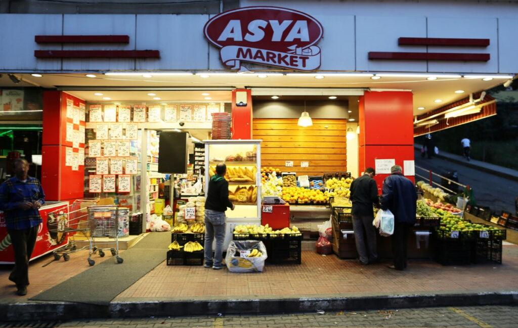 Asya Market Şube 7