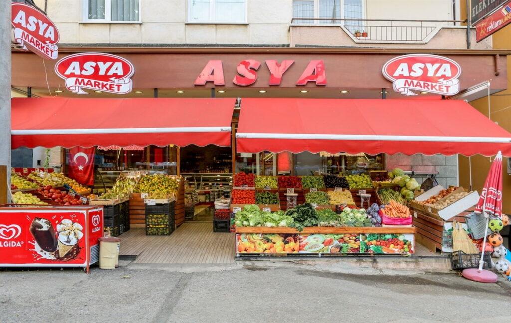 Asya Market Şube 8