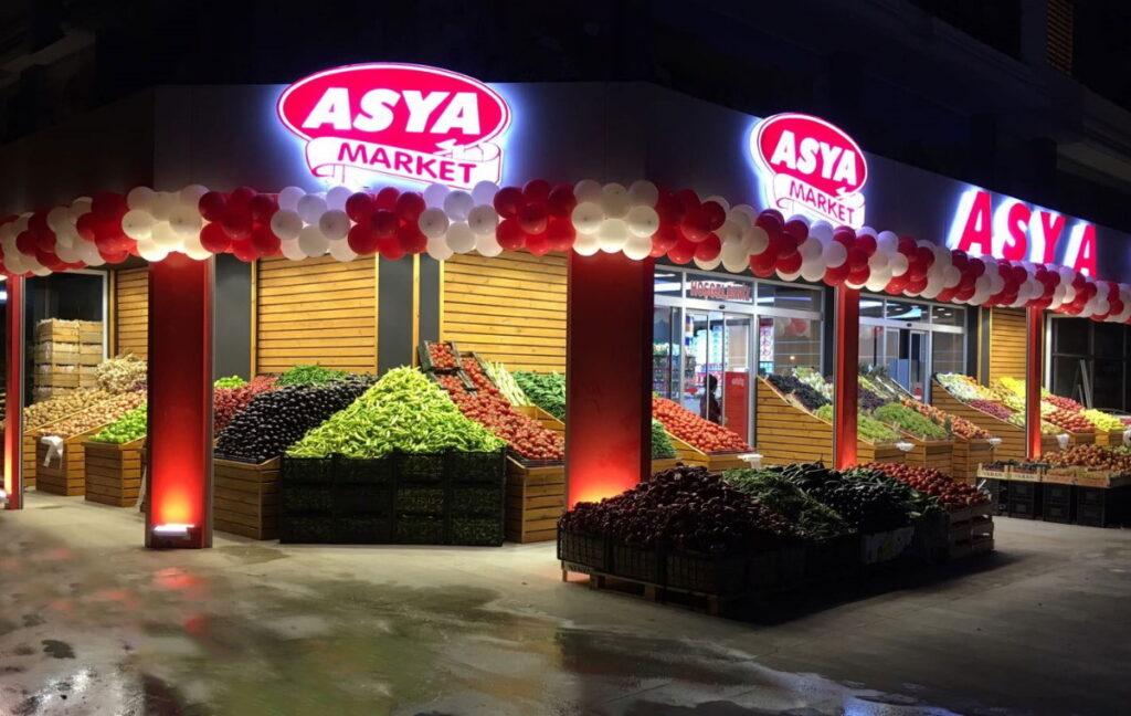 Asya Market Şube 9